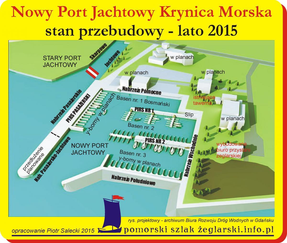 Port Jachtowy Krynica Morska